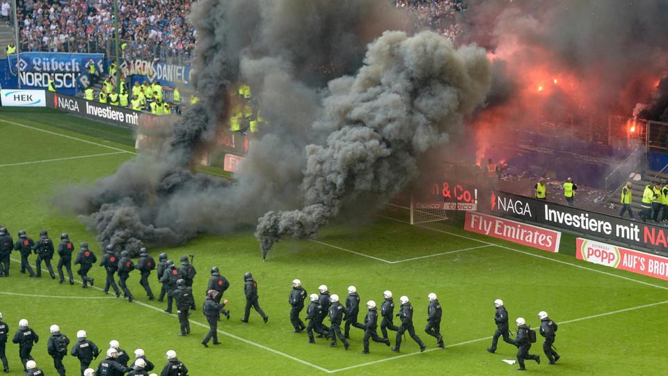 Relegation Hamburg