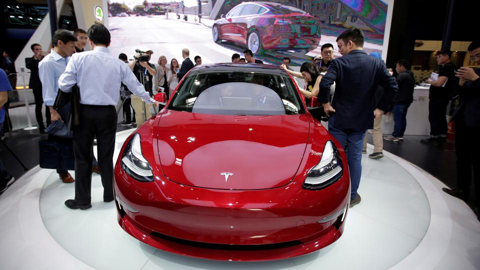 Tesla is laying off nine percent of its workforce as it bids to make a profit and meet production deadlines for its Model 3 car.