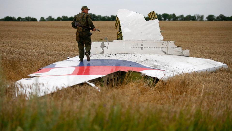 Netherlands, Australia blame Russia for 'downing' MH17 plane