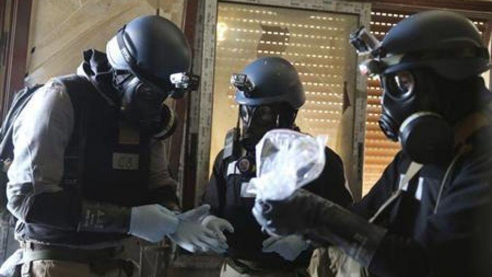 Of the nine total alleged chemical attacks it is considering in its ongoing probe, the UN-led joint investigative mechanism has now attributed three to the Syrian regime and one to Daesh. File photo: Damascus, August 29, 2013.