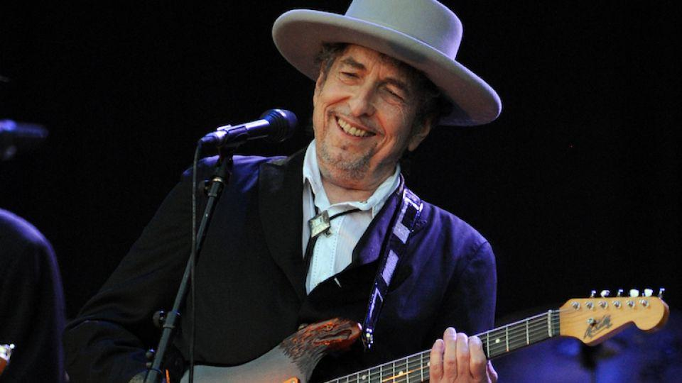 Bob Dylan became the first singer and songwriter to be awarded the Nobel prize in literature.