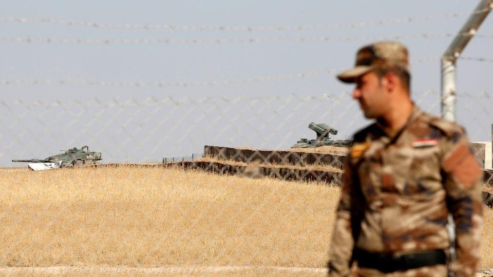 Turkish troops have been based in Bashiqa, near Mosul, since last year, where they have been supporting local Kurdish and Sunni Arab groups prepare to take on Daesh.