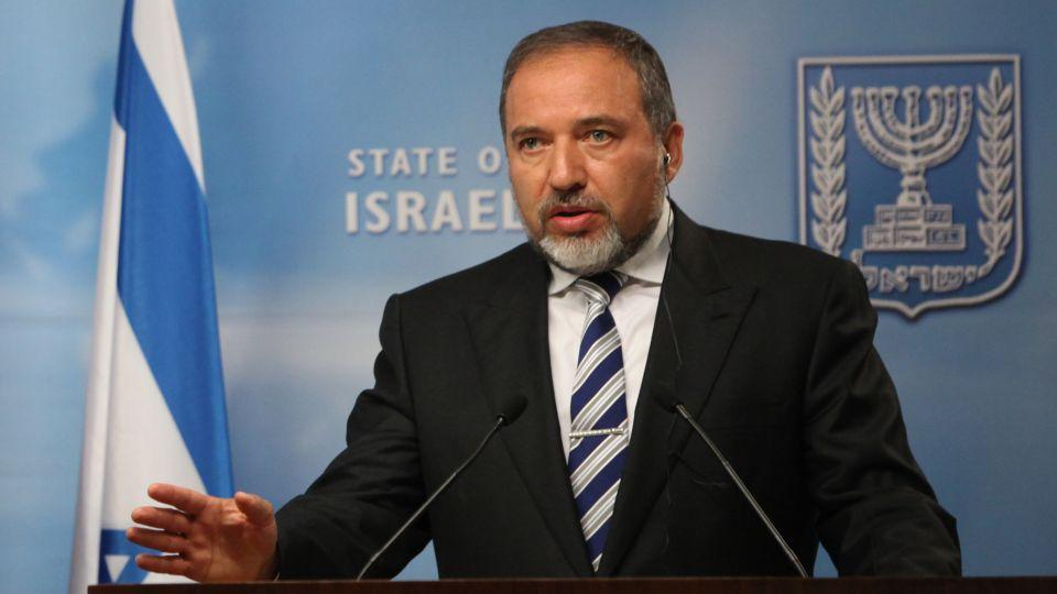 Avigdor Lieberman says he remains committed to a two-state-solution.