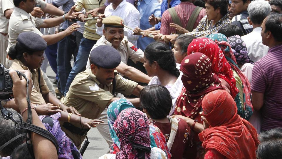 Untouchables in india women sexual harassment