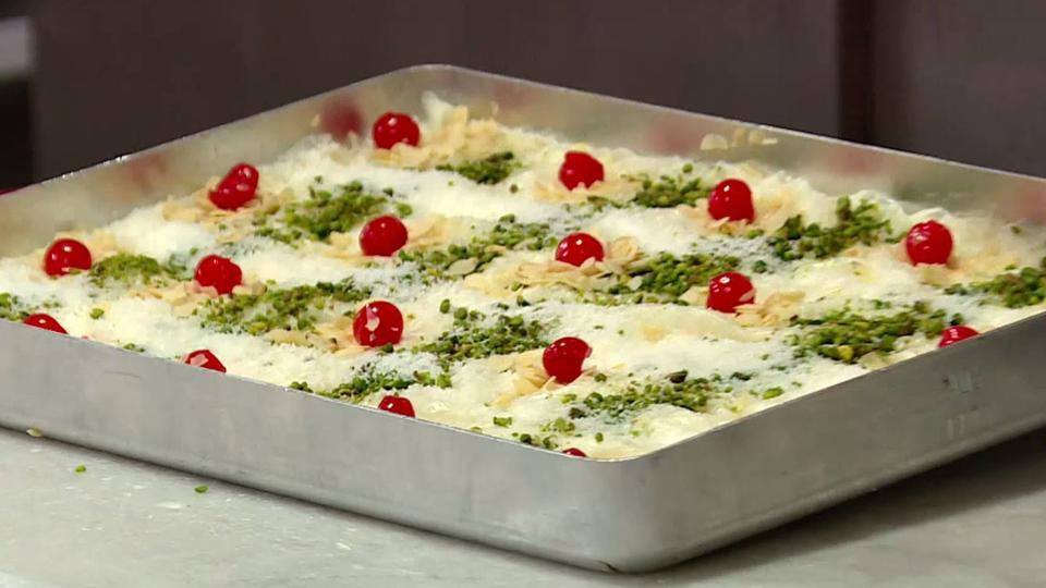 Gullac: a delicacy that marks Ramadan in Istanbul
