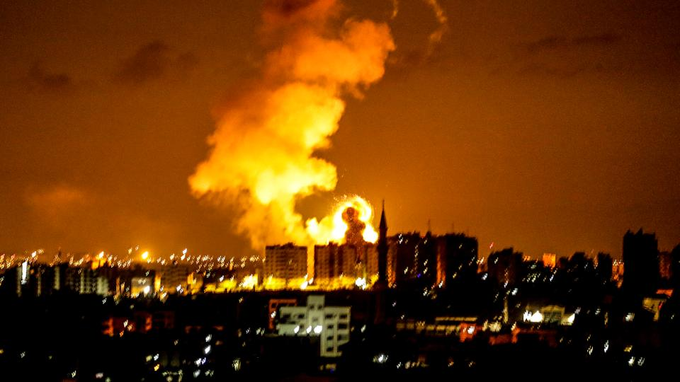 Israel launch more air strikes on Gaza