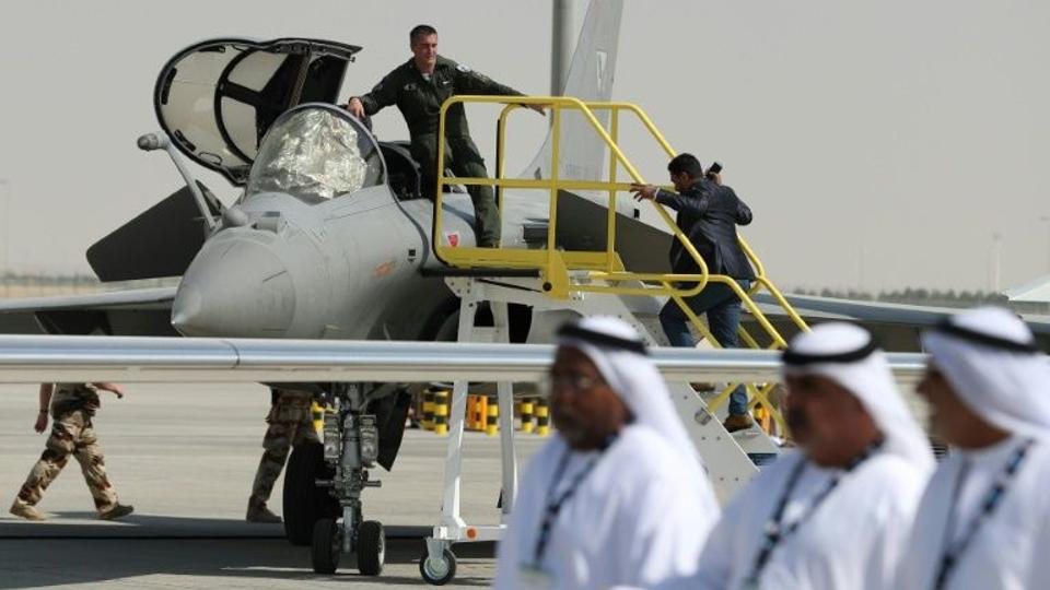 In 2017, about 60 percent of French arms sales went to the Middle East, with exports to the region worth $4.6 billion compared to $2.3 billion a year earlier.