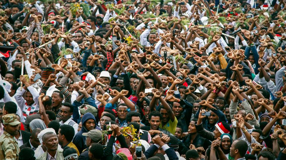 Violence in southern Ethiopia forces more than 800,000 to flee