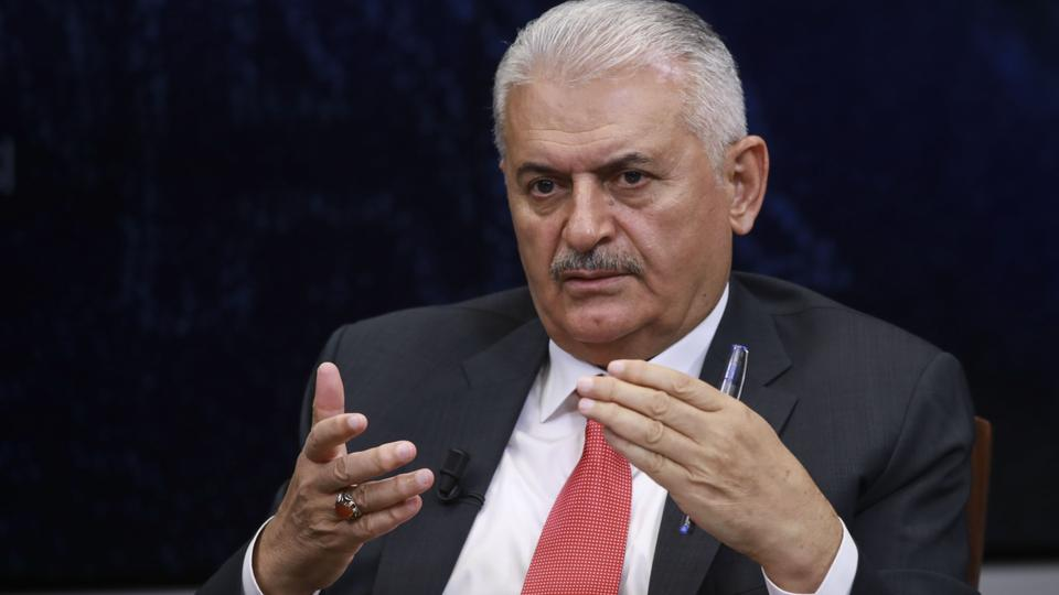 Turkish Prime Minister Binali Yildirim says the country's state of emergency will be lifted on Monday.