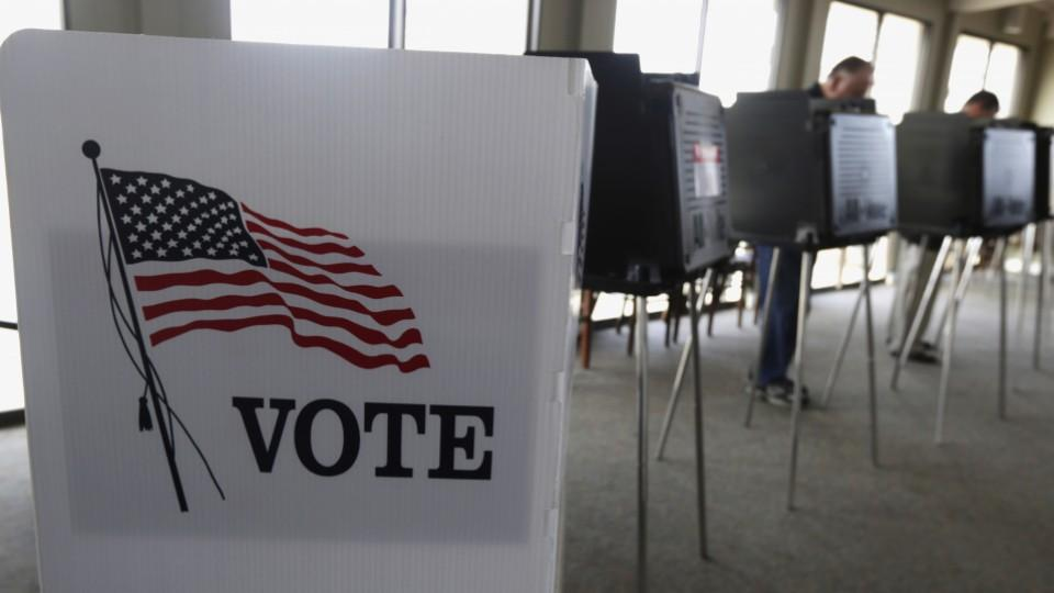 According to early estimates, up to 40 percent of people eligible to vote will cast their ballots on November 8.