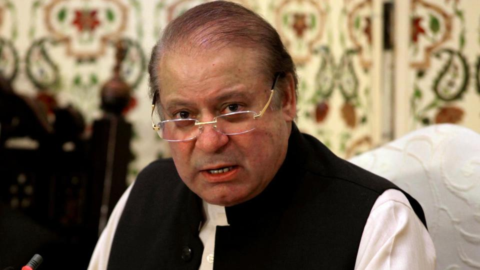 The accountability court also fined Nawaz Sharif eight million pounds.
