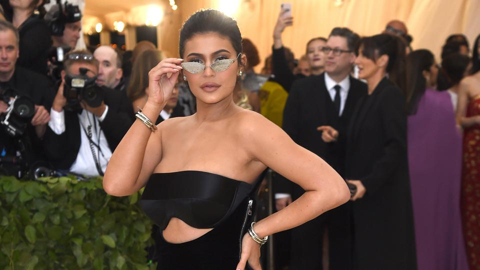 Kylie Jenner attends The Metropolitan Museum of Art's Costume Institute benefit gala celebrating the opening of the