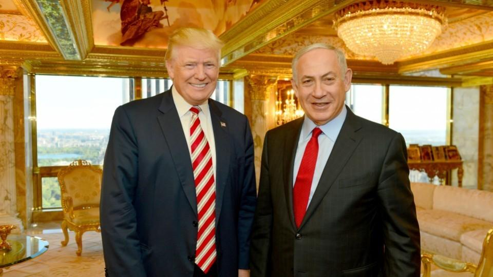 Netanyahu was among the first leaders Trump spoke to after his election victory.