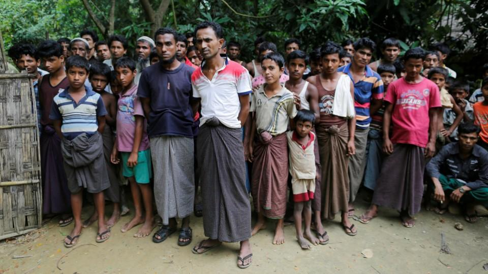 Rohingya Muslims are the majority in northern Rakhine but they are denied citizenship. Many Buddhists regard them as illegal immigrants from neighbouring Bangladesh.