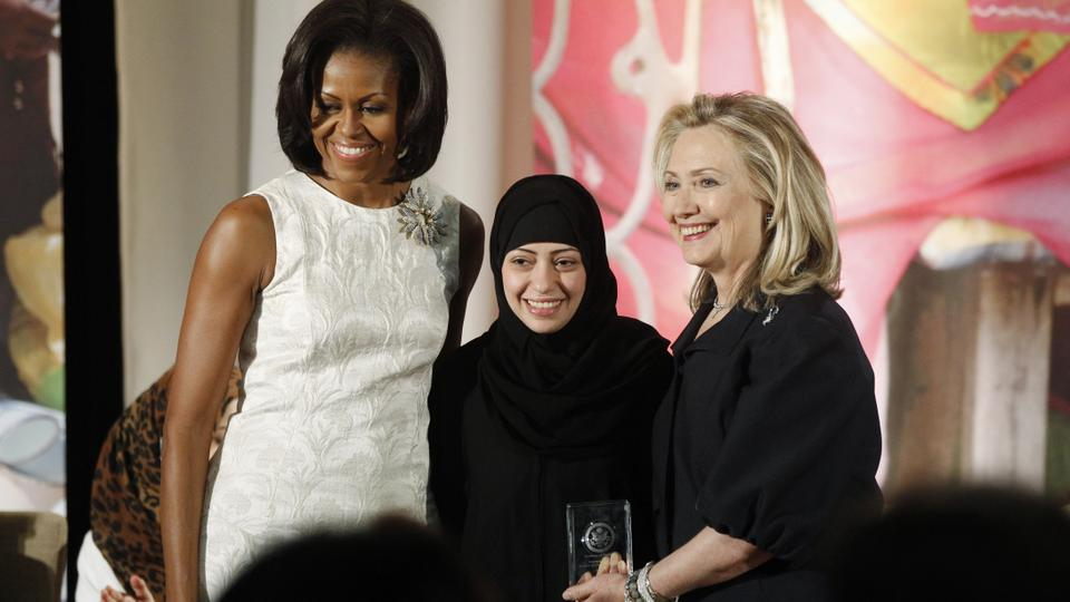 Samar Badawi is one of the human rights activists at center of a diplomatic row between Saudi Arabia and Canada.