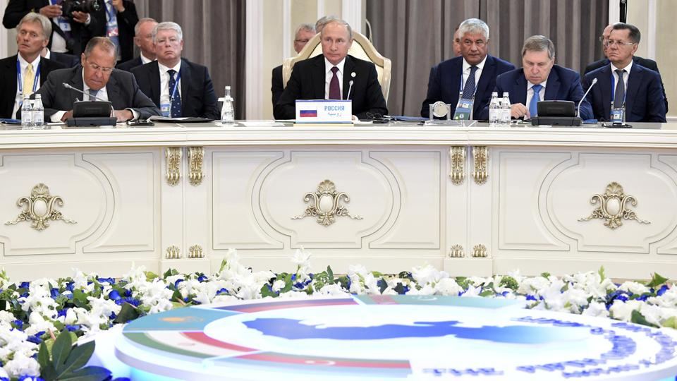The Fifth Caspian summit will focus on three main items; legal status of the Caspian Sea, cooperation in the Caspian Sea, and regional and global issues. (August 12, 2018)