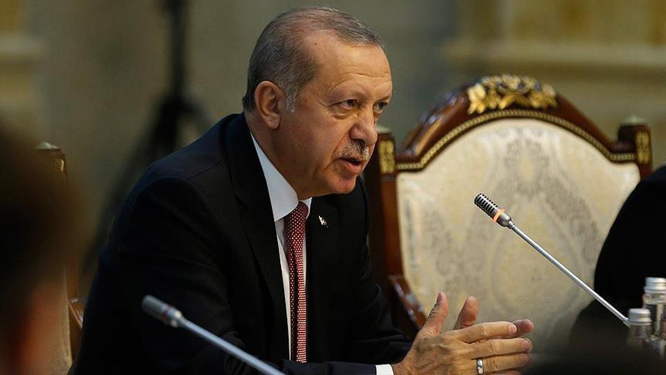 President Recep Tayyip Erdogan also told the regional meeting that Turkey and its friends should not delay the fight against the Fetullah Terrorist Organisation (FETO).