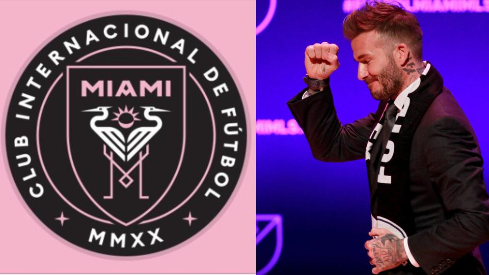 a4a785f004834 David Beckham s US football franchise name has been unveiled as Inter Miami.