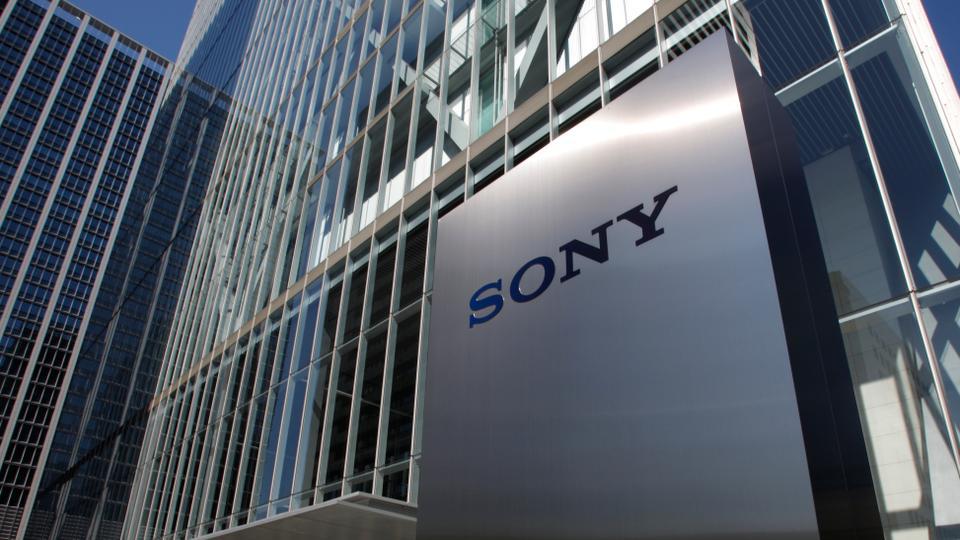 Sony headquarters in Tokyo, April 28, 2017.