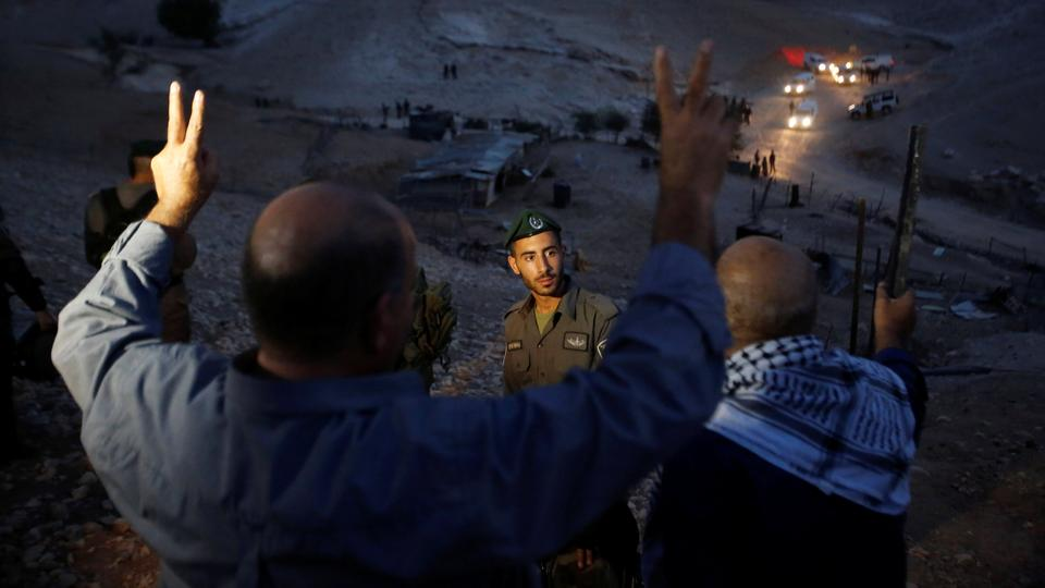 Israel demolishes homes, goes ahead with Khan al Ahmar 'colonial project'