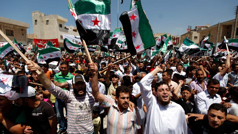 How new protests in Syria are pushing Assad to the brink