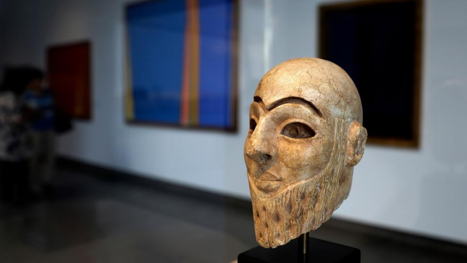 Museum in Lebanon showcases lost civilisation