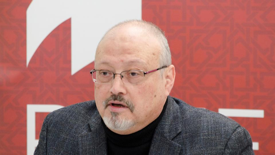 Saudi journalist Jamal Khashoggi was last seen walking into the Saudi consulate in Istanbul on October 2.