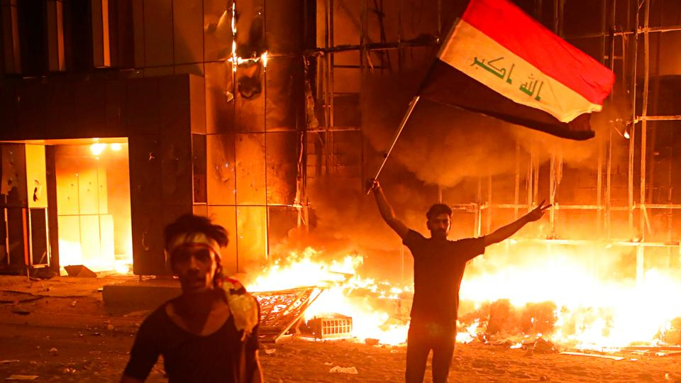 The southern Iraqi city of Basra saw violent protests in September over contaminated water supply and prolonged power outages.