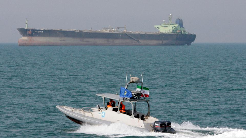 Vessels carrying Iranian oil have started to vanish from global satellite tracking systems.