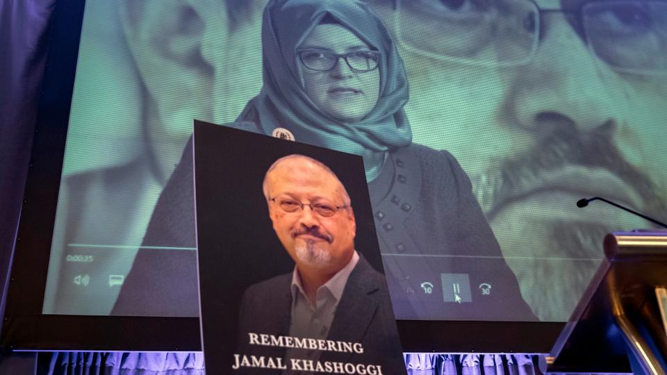 Khashoggi's fiancee sues Saudi crown prince for murder in US court