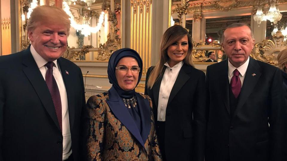 Image result for PHOTOS OF TRUMP WITH TURKEY'S PRESIDENT