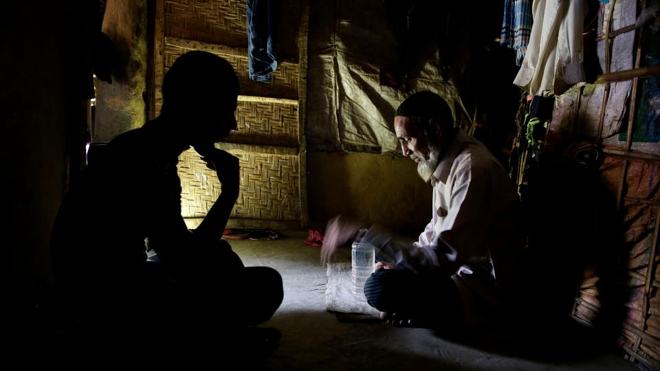 Rohingya turn to faith healers in absence of access to