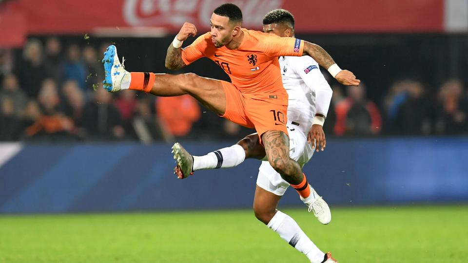 Netherlands Beat France In Uefa Nations League