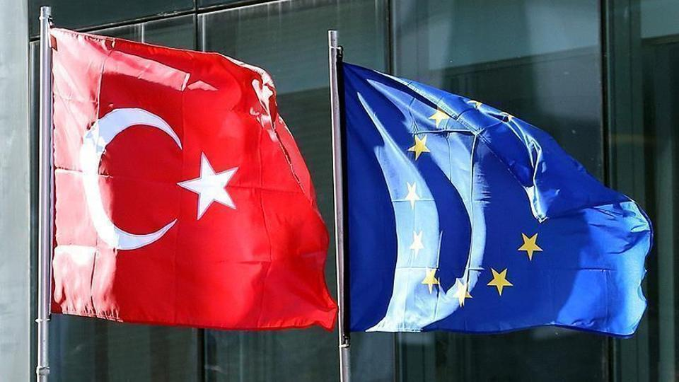 The two sides will also discuss Turkey's EU accession process.