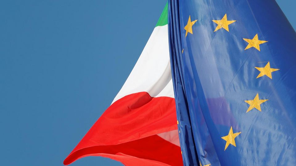 Italy's debt amounts to more than 130 percent of GDP, second only to Greece's in the bloc and way above the EU's limit of 60 percent.