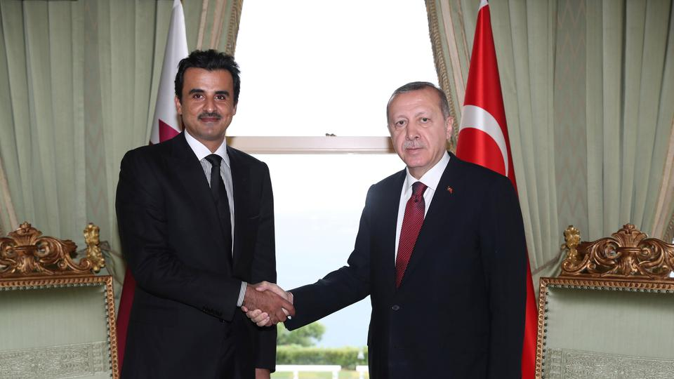 A brief overview of Qatar-Turkey ties