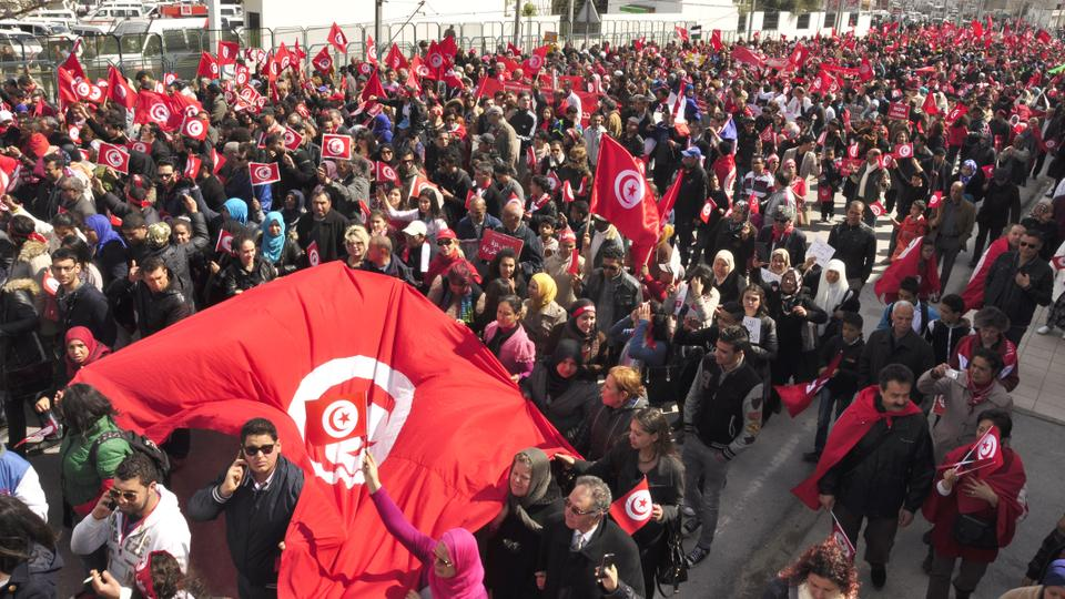 Eight years on, Tunisian people grapple with too many insecurities post-Jasmine Revolution.