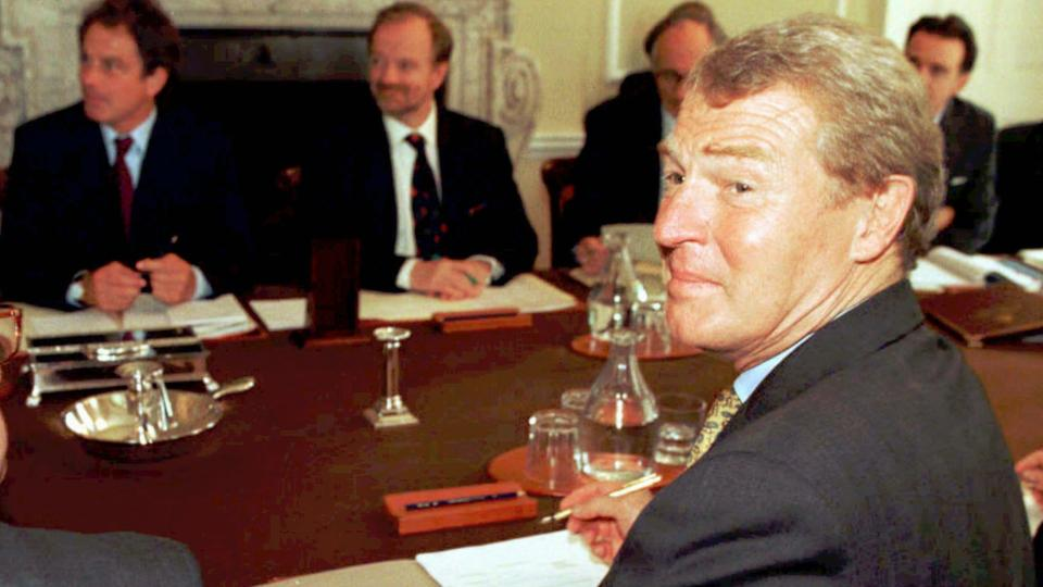 Paddy Ashdown led the Liberal Democrats for a few years and opposed Britain's decision to participate in Iraq war.