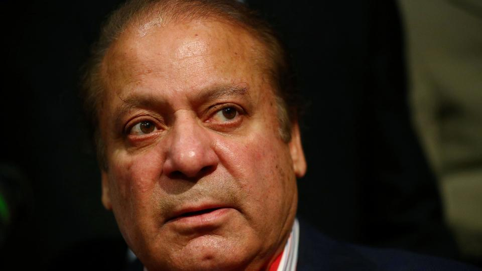 Nawaz Sharif was ousted as prime minister last year by the Pakistan Supreme Court over corruption.
