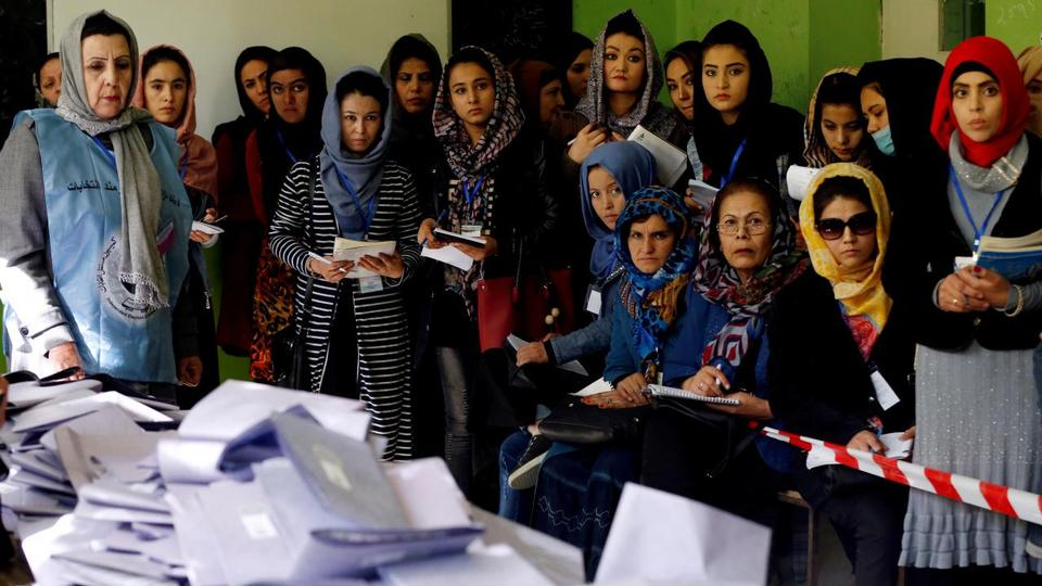 Uncertainty continues on Afghanistan's planned presidential