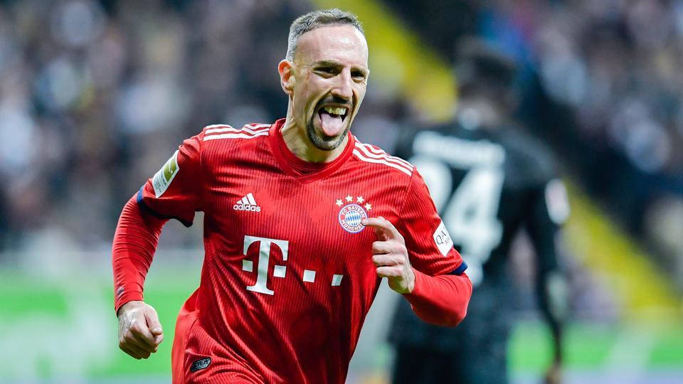 Ribery Bayern