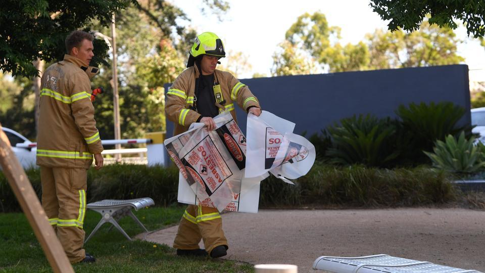 Australian police arrest man over suspicious packages sent