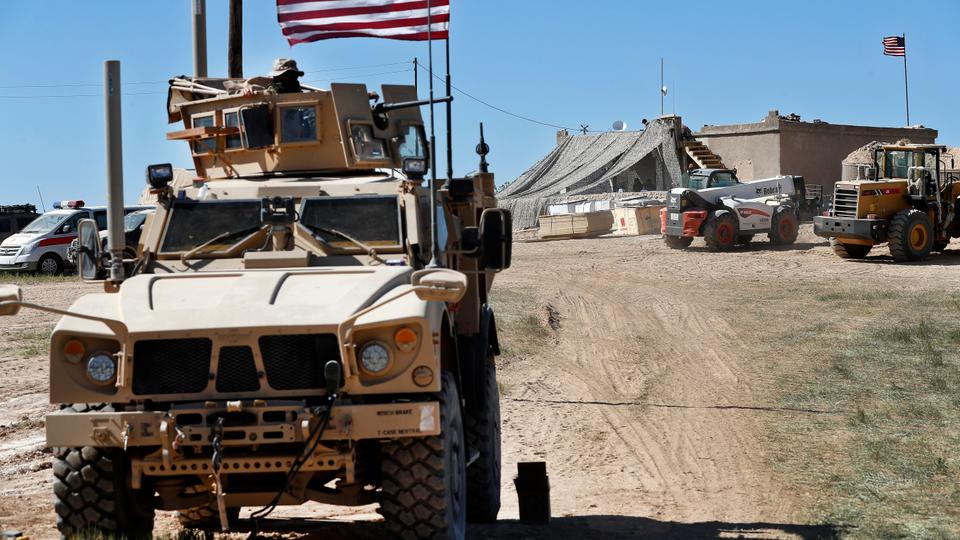 US President Donald Trump announced last month that he was ordering a full withdrawal of the 2,000 US troops from Syria.