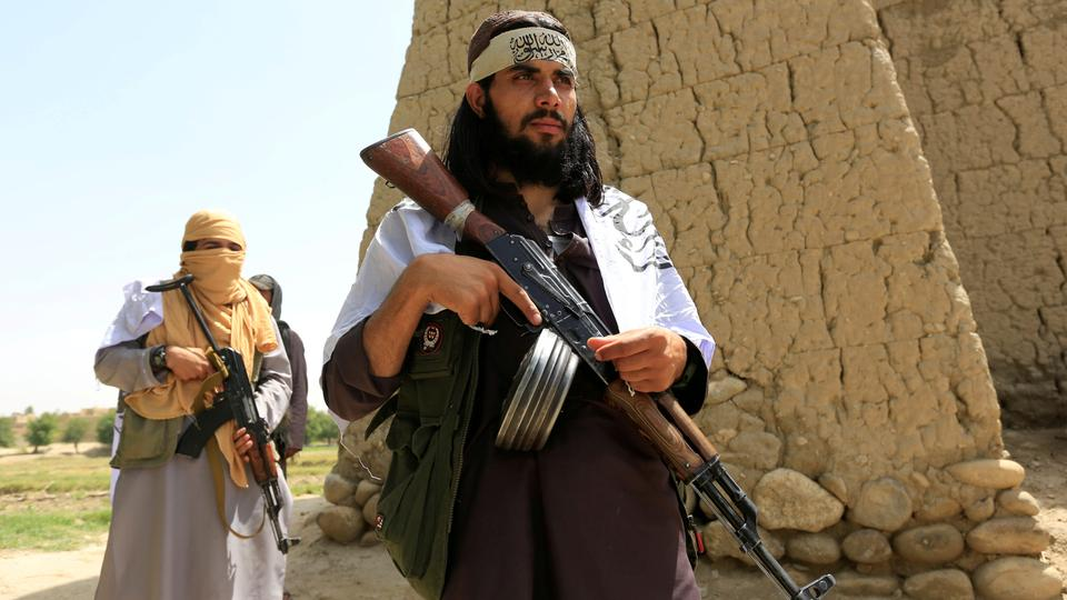 The Taliban have staged a comeback in recent years and today hold sway over nearly half of Afghanistan. (June 16, 2018)