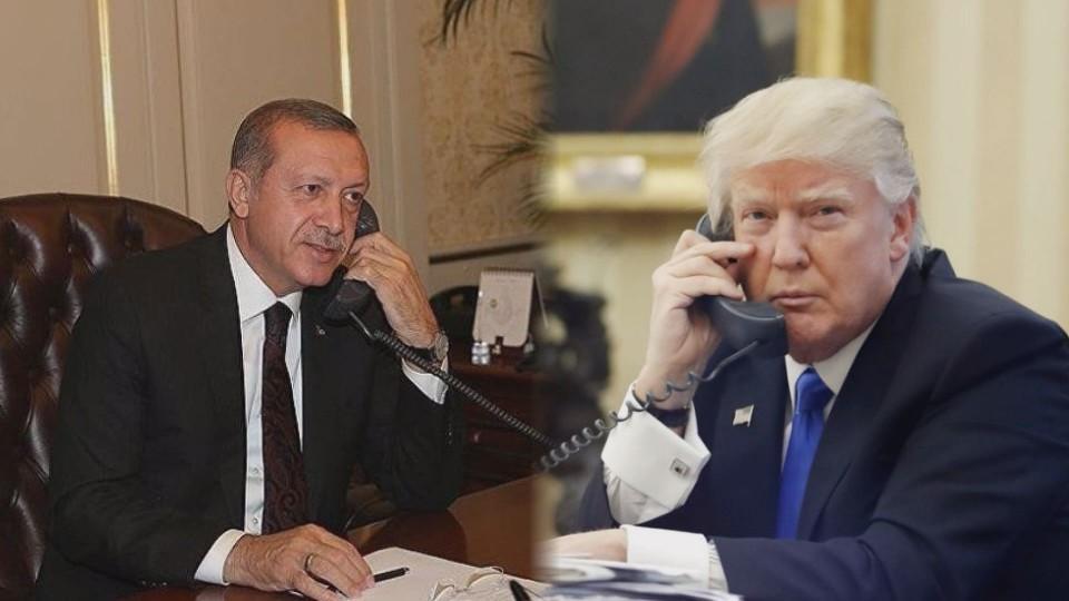 Výsledek obrázku pro erdogan trump mbs