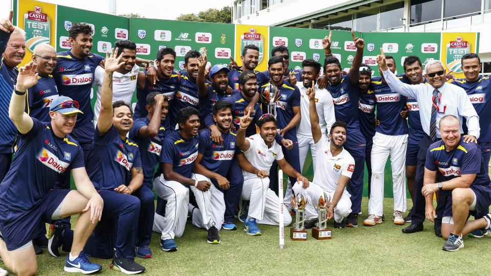 Cricket Sri Lanka Clinch Historic 2 0 Series Win In South