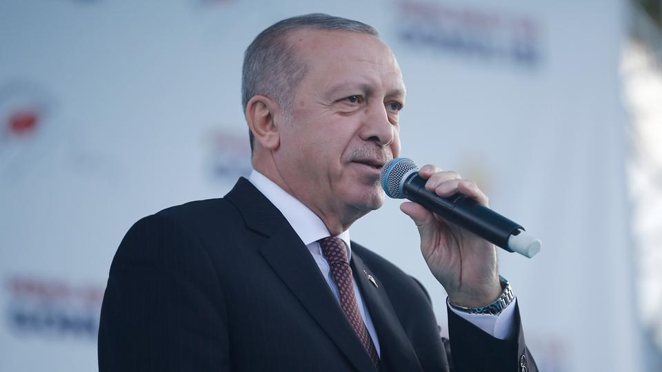Safe zone on Syria border must be under Turkey's control – Erdogan