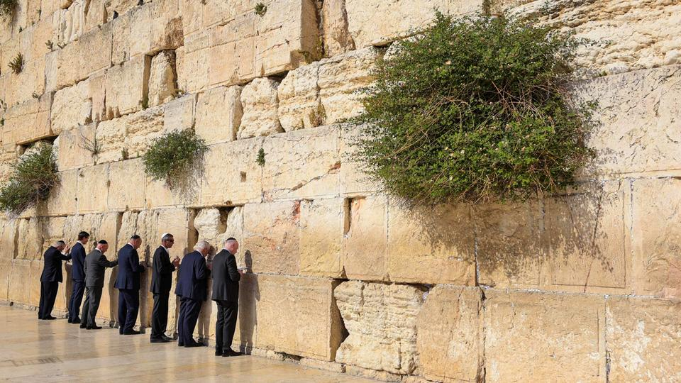 Israeli government, under pressure from ultra-Orthodox parties, scrapped plans for a mixed-gender prayer area at the Western Wall in 2017.
