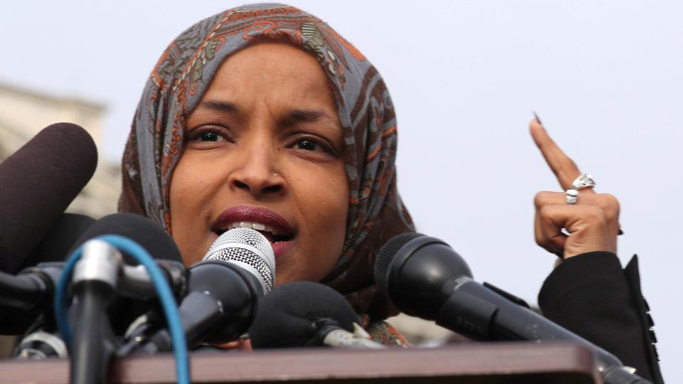 Ilhan Omar started a conversation that was largely ignored by US Congress