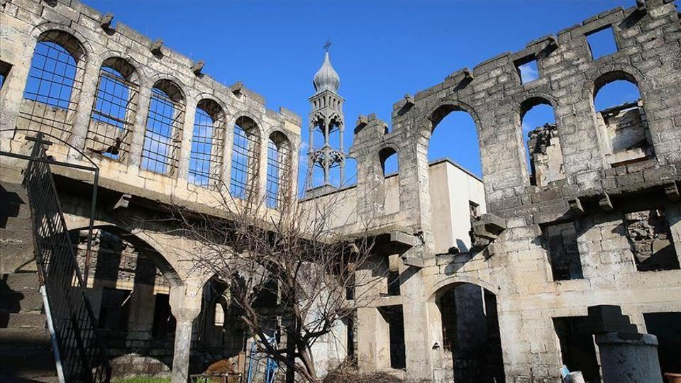 Turkey to restore historical Assyrian and Armenian churches
